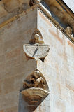 Sundial in the Cathedral of Ciudad Real, Spain Stock Photography
