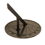 Sundial. Royalty Free Stock Image