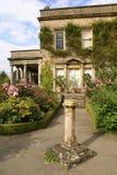 Sundial in a garden Royalty Free Stock Photo