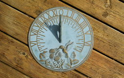 Sundial Royalty Free Stock Images