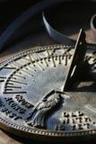 Sundial Morbid Imagens de Stock