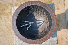 sundial Seoul, Coreia do Sul fotografia de stock