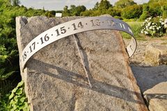 Sundial Royalty Free Stock Photography