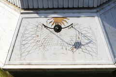 sundials Obraz Stock
