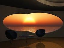Sundown Stock Photography
