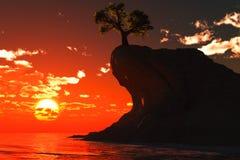 Free Sundown Royalty Free Stock Photos - 13679148