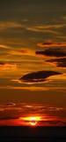 Sundown 36 Stock Image