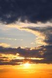 sundown Στοκ Φωτογραφίες