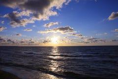 sundown Fotografering för Bildbyråer