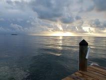sundown Стоковая Фотография RF