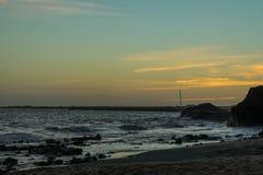 Sundown Royalty Free Stock Photos