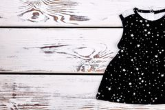 Sundress modelados marca del bebé Imagen de archivo libre de regalías
