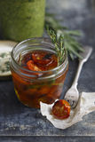 Sundried tomatoes Stock Image