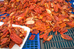 Sundried tomatoes Royalty Free Stock Images