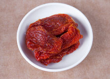 Sundried tomatos Royalty Free Stock Photos