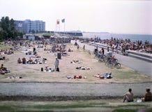 Sundspromenaden Foto de archivo libre de regalías
