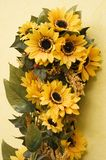 Sunflower Arrangement Royalty Free Stock Photos