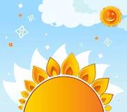 Free Sunflower Background Stock Photos - 4943093