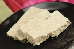 Sunflower Halva Stock Photography
