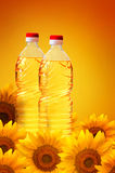 Sunflower Oil Royalty Free Stock Images
