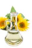Sunflower oil Stock Images