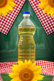Sunflower Oil Stock Photography