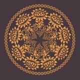Sunflower pattern Stock Photos