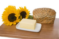 Sunflower Seed Bread Royalty Free Stock Photos