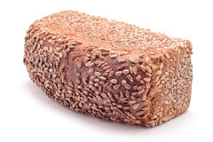 Sunflower seed bread Royalty Free Stock Image