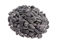 Sunflower seed heap Royalty Free Stock Photo