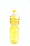 Sunflower-seed oil bottle Stock Photo