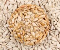 Sunflower seeds. Stock Photo