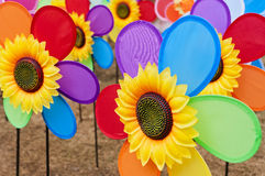 Sunflower  toy Royalty Free Stock Images