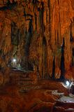 Sung Sot Cave 5. Sung Sot Cave Halong Bay Vietnam royalty free stock photos