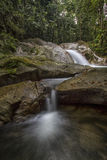 Sungai Liam vattenfall Royaltyfria Foton