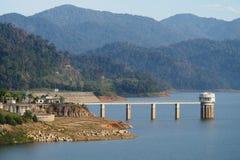 Sungai Selangor Dam, Kuala Kubu Bharu royalty free stock images