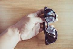 sunglass Arkivbild