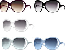 Sunglass Photographie stock