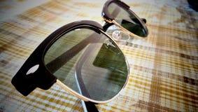 Sunglass semi transparent images libres de droits