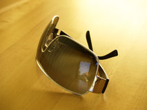 Sunglasses. Vogue sunglasses Stock Photography