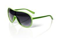 Sunglasses. Cheap 1980s style plastic sunglasses Stock Images