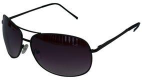 Sunglasses. Black sunglasses Stock Photo