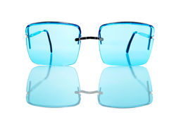 Sunglasses. Isolated on a white background Royalty Free Stock Photo