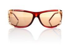 Sunglasses. Object on white background Stock Photos