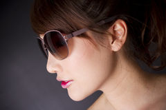 Sunglasses on Royalty Free Stock Photography