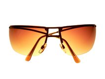 Sunglasses. On white background Royalty Free Stock Image
