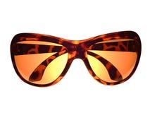 Sunglasses. On white background Stock Photos
