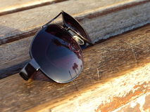 sunglasses Obraz Royalty Free