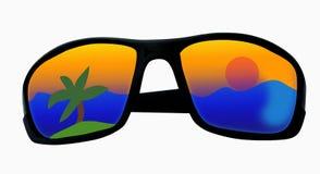 sunglasses Illustration de Vecteur