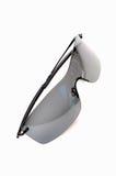 Sunglasses. Black sunglasses isolated on white background Royalty Free Stock Photo